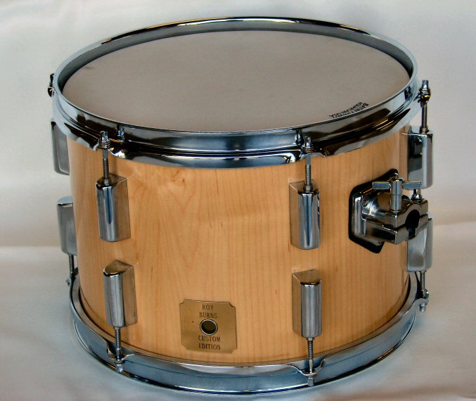 Roy Burns Custom Blonde 13x9 Tom